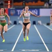 Rosius sneuvelt in halve finales 60 meter op EK indoor, Berings test positief op corona