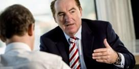 Voorzitter Egbert Lachaert: 'Karel Pinxten geen lid meer van Open VLD'