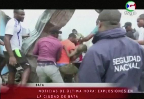 Minstens twintig doden bij explosies in Equatoriaal-Guinea