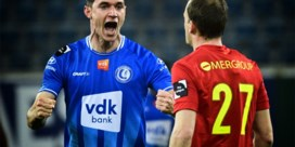 Oostende vergeet te scoren, Gent boekt deugddoende zege