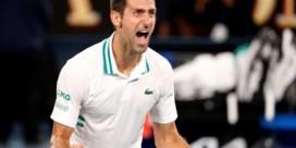 Novak Djokovic breekt record van Roger Federer: 311 weken op nummer één
