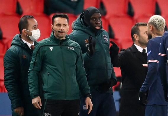 Uefa schorst van racisme beschuldigde scheidsrechter tot het einde van het seizoen