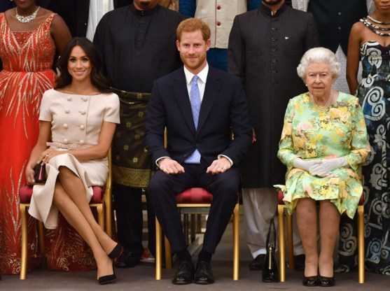 Oprah: 'Opmerking huidskleur kwam niet van Queen of prins Philip'