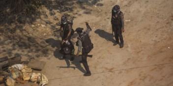 De marteldood als straf voor oppositie voeren
