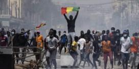 Dodelijke betogingen in Senegal na arrestatie oppositieleider