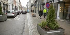 Antwerpse Schuttershofstraat biedt meer ruimte voor terrassen, minder voor auto's