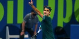 Roger Federer mist matchbal en verliest kwartfinale