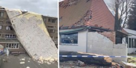 Storm trekt over het land: één dode in Aalter