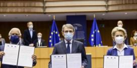 Burgers mogen zegje doen over toekomst van Europees project