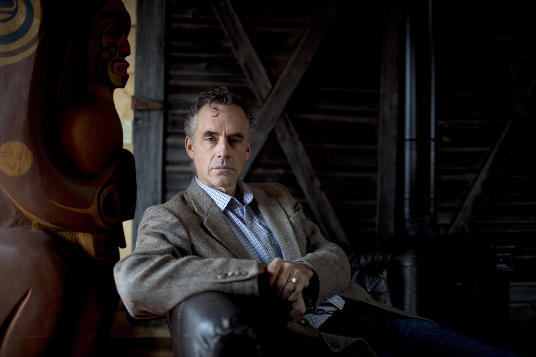 Jordan Peterson: de held van wie jong, rechts en man is - De Standaard