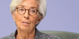 Rente stijgt, alle ogen op Lagarde