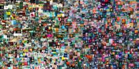 69 miljoen dollar voor een digitaal beeldje