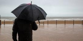 KMI waarschuwt: 'Zaterdag opnieuw stormachtig weer'