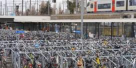Nieuwe fietsenstalling aan Gentse Dampoort