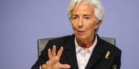 Lagarde schakelt de turbo aan