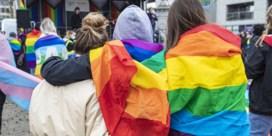 Actie tegen homofobie in Beveren: 'De angst van voordien blijft hetzelfde'