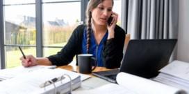 Strengere controles op verplicht telewerken: 'Toename in uitbraken op het werk brengt versoepelingen in gevaar'