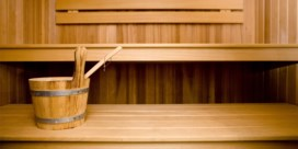 Veertien feestvierders verstopten zich in sauna