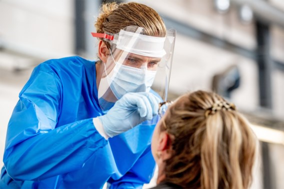 Dagelijks gemiddeld 2.293 nieuwe besmettingen