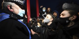Trad Londense politie te hard op tegenwake voor vermoorde vrouw?