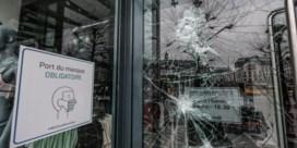Twee personen blijven aangehouden na rellen in Luik