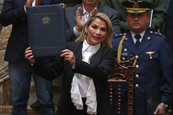 Vier maanden voorlopige hechtenis voor gewezen Boliviaanse president