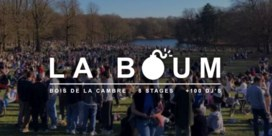 Vele duizenden laten zich beetnemen door 'gratis festival' in Brussel