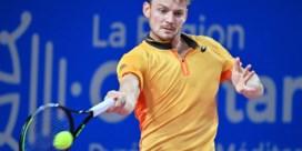 David Goffin meteen uitgeschakeld door Kei Nishikori op ATP Dubai