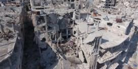 Drone toont verwoestende gevolgen van tien jaar oorlog in Syrië