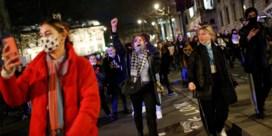 Honderden mensen op straat in Londen tegen nieuwe politiewet