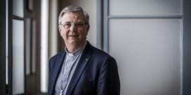 'Bisschop Bonny spreekt de mensen moed in'