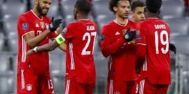 Bayern München op cruise control naar kwartfinales Champions League dankzij jubileumgoal