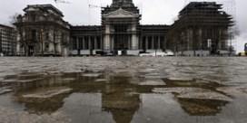 1,5 miljoen voor renovatie van stellingen Brussels Justitiepaleis