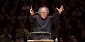 Beroemde Amerikaanse dirigent James Levine op 77-jarige leeftijd overleden