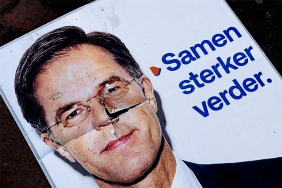 Verkiezingen Nederland: VVD blijft grootste partij in exitpoll