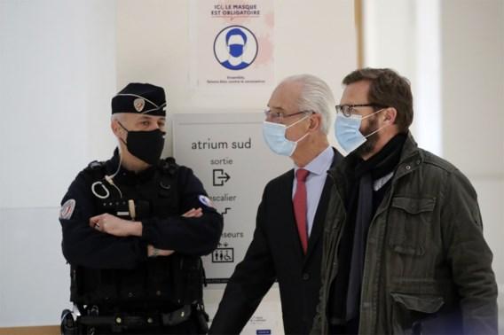 Proces Sarkozy uitgesteld vanwege coronabesmetting