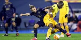 AC Milan in eigen huis uitgeschakeld tegen Manchester United, Ajax, Slavia Praag, Villarreal en Arsenal stoten door naar de kwartfinales van de Europa League, exit Tottenham
