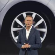 Elektrische revolutie doet VW-beleggers watertanden