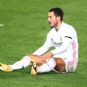 Real Madrid wil Eden Hazard gewoon laten genezen, maar zonder operatie wellicht geen EK