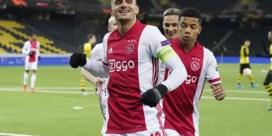 Ajax-Roma in kwartfinales Europa League, Manchester United loot Granada