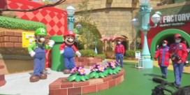 Waan je Super Mario in nieuw Nintendo-pretpark