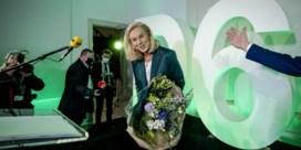 Sigrid Kaag evenaart 'oude vlam' Hans van Mierlo