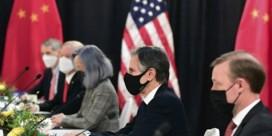 Amerikaans-Chinese top start bits: 'China vormt bedreiging voor wereldwijde stabiliteit'