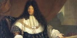 Louis XIV wordt Louis 14 in Parijs museum