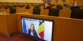 Wilmès verdedigt coronabeleid: 'Niemand kon brute omvang van gebeurtenissen voorspellen'