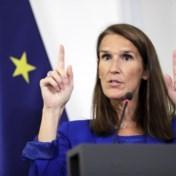 Wilmès verdedigt haar aanpak coronacrisis: 'Boodschap werd anders ontvangen dan ze bedoeld was'