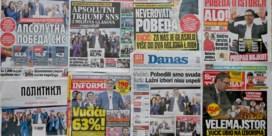 Belgische ambassade hekelt 'intimidatiecampagne' tegen pers in Servië