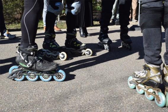 Eerste skeelerroute in Vlaanderen verbindt Genk en Hasselt