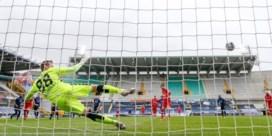 Antwerp klopt onmachtige landskampioen Club Brugge