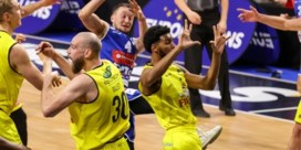 Oostende wint 20ste Belgische beker basketbal na thriller tegen Kangoeroes Mechelen